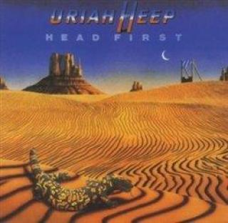 Head First - Heep Uriah [Vinyl album]